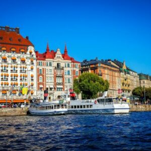 City & Outdoor Trip Stockholm
